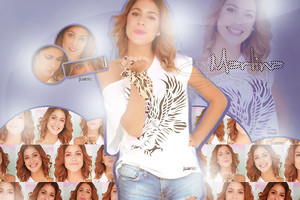 +Martina Stoessel 4 by TiniDesigns