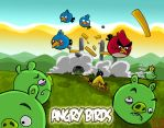 Angry Birds by GabeRamos