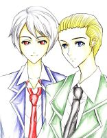 APH: Prussia and Germany by SinEngraved