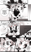 Chapter 1 'CURSE' -Puzzleshipping Part 2 by LorSean