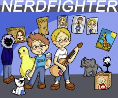 Nerdfighters by sunni-sideup by NERDFIGHTERS-CLUB