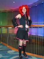 Teto at Long Beach Comic and Horror Con by MidnightLiger0