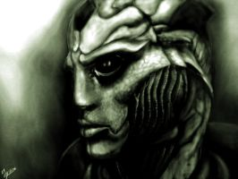 Thane Krios-Mass Effect by Pandoras-Encore