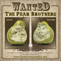Pear Bros ad by AlfredParedes