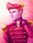 Prince Gumball by cold-nostalgia