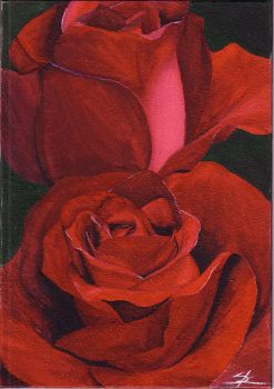 Untitled- Roses by Sanctioned