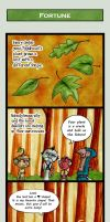 Yggdrassil the Goblin - No. 8 by LenupetComics