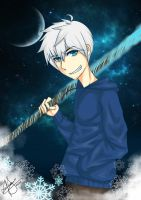 Jack Frost by Winooon