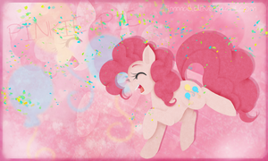 Pinkie Pie wallpaper by JimmaB