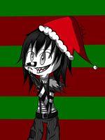 Laughing Jack: Christmas by Ambertail-Kat