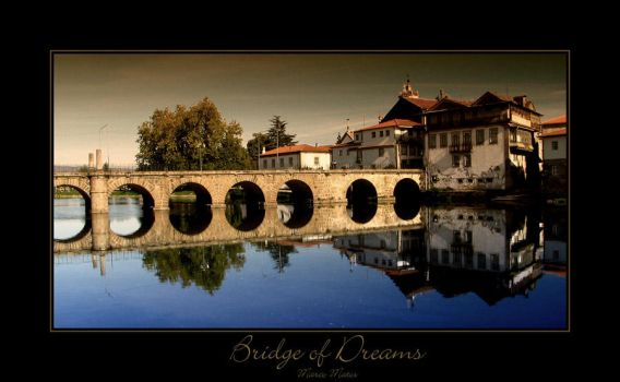 Bridge of Dreams by DarkAnubis