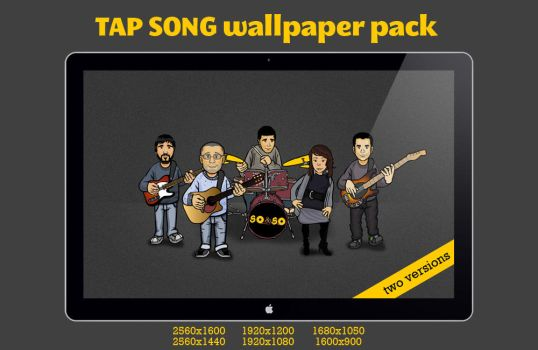 Tap Song - iPhone Music Game by Webelinx