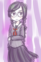 Fukawa by PolkaBerries