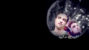 Real or not real ? _ Robert Pattinson by forr-yoouu