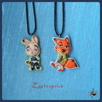 Zootopia by r0ra