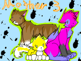 Bein' Friends- Mother 3 by Skyebell