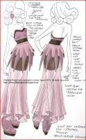 Clefable: Pokedress 036 by 29CentPens