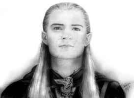 Legolas by Alb-art