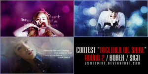 Contest 'Together We shine' by jsminpire
