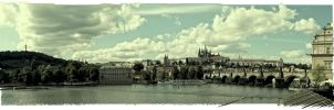 Panorama of Prague by KRi5S