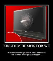 Kingdom Hearts For Wii by Calling-All-Angelz