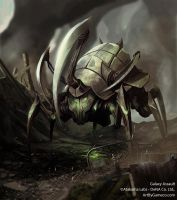 Swarm Young Stalker v1 by Rez-art