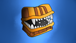 Entry: Mimic Treasure Chest by Sonicheroes97