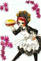 Contest Entry Amelia Bedelia by Nenie
