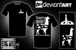 Llama Deviant 2 REVISED by rclarkjnr