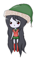 Holiday Marcy by XxMariCakesxX