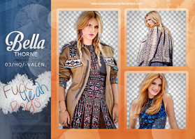 Pack png: Bella Thorne by ValentinaDontiWanna