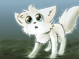 Wittle White Kit by Purrlstar