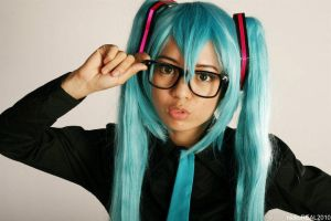 Funkeh With Megane by PANDAzzi