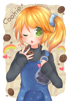 Want some cookies? by Hazelnutchan