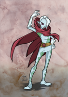 Demon Lord Ghirahim by ZestyDoesThings