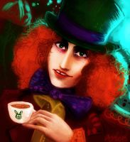 Mad Hatter by elicenia