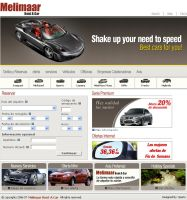 Melimaar Rent A Car by xtreamgraphic