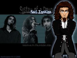 Serj Tankian by Starforsaken101