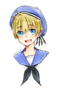 [Hetalia] Sea-kun desu yo! by caeths