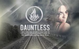 Free Dauntless Wallpaper - Divergent by CherokeeLove