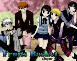 'Fruits Basket' by lollibear