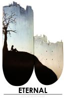 Eternal - Skate Deck by jWhittaker