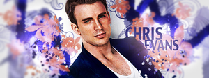 Chris Evans by UltimatePassion