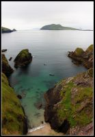 the Dingle peninsula by MamzelleZephyr