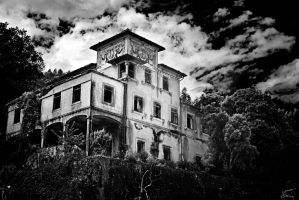 There is a house... by fcarmo-photography
