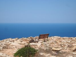Dingli Cliffs by LadyFromNightmare
