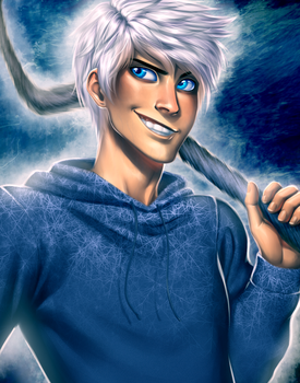 ROTG: Jack Frost by AngelLust155