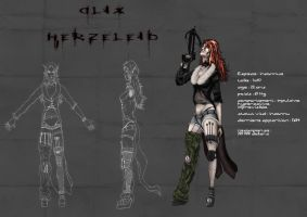 Alix Character sheet by Dr-Flink