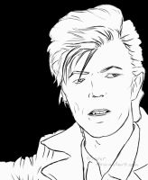 David Bowie - Turn Animation by Triever