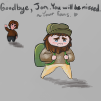 Jon is Gone by iLosm